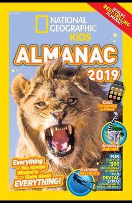 National Geographic Kids Almanac 2019 (Nation