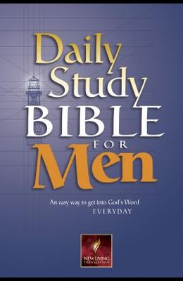Daily Study Bible for Men