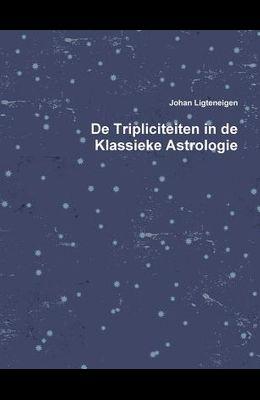 De Tripliciteiten in de Klassieke Astrologie