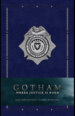 Gotham Hardcover Ruled Journal