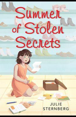 Summer of Stolen Secrets