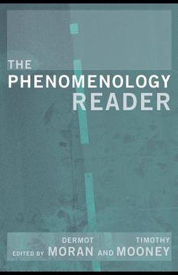 The Phenomenology Reader