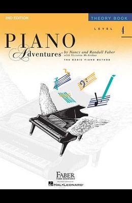 Piano Adventures, Level 4, Theory Book