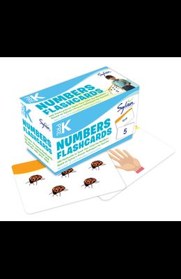 Pre-K Numbers & Shapes Flashcards: 240 Flashcards for Building Better Math Skills (Numbers 1-10, Shapes, Patterns, and Size