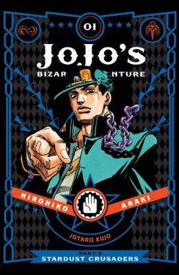 Jojo's Bizarre Adventure: Part 3--Stardust Crusaders, Vol. 1, Volume 1