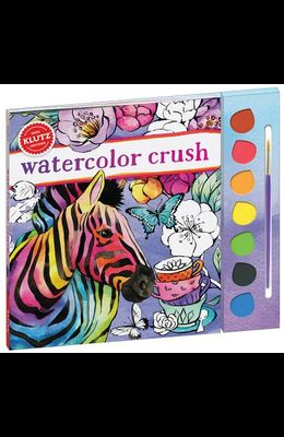 Watercolor Crush-Paint W/Water