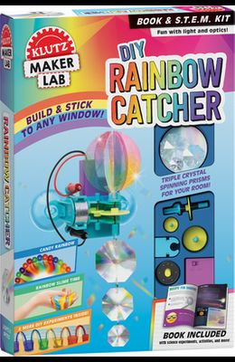 DIY Rainbow Catcher