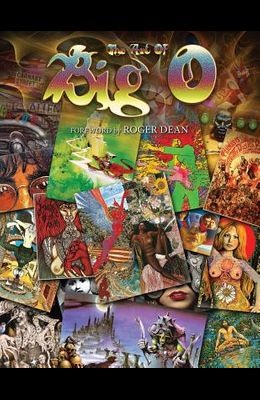 The Art of Big O: Foreword by Roger Dean - Softcover