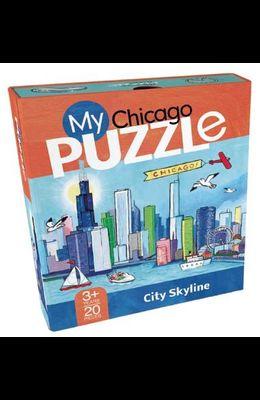 My Chicago Puzzle: City Skyline