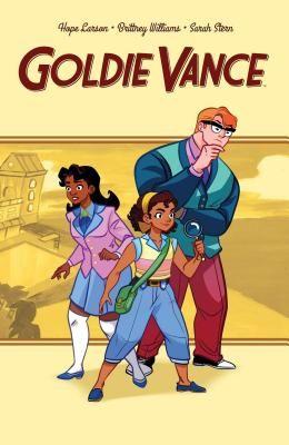 Goldie Vance Vol. 1, Volume 1