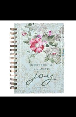 Joy Lg Wirebound Journal