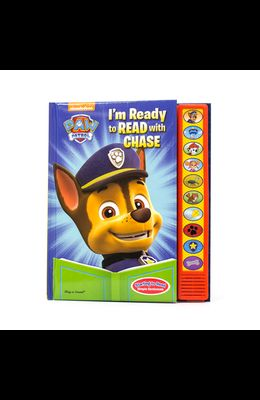 Nickelodeon Paw Patrol: I'm Ready to Read with Chase
