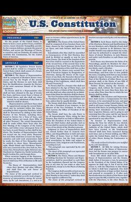 U.S. Constitution: The United States Constitution & Amendments