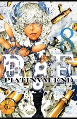 Platinum End, Vol. 8, Volume 8