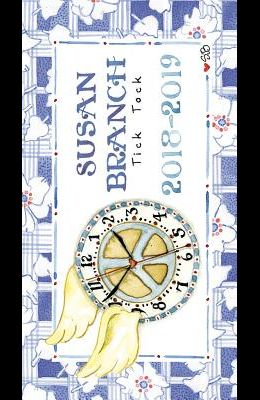 2018-2019 Susan Branch 2-Year Pocket Planner
