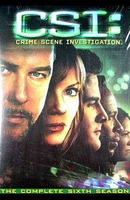 Csi: Crime Scene Investigation - Sixth Season