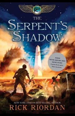 The Serpent's Shadow (Kane Chronicles, Book 3
