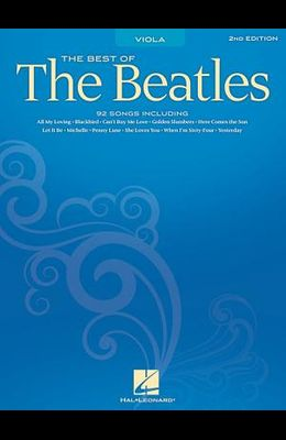 Best of the Beatles for Viola