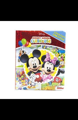 Disney: Mickey Mouse Clubhouse: My Little First Look and Find Activity Book