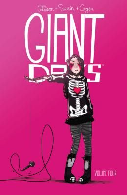 Giant Days, Volume 4