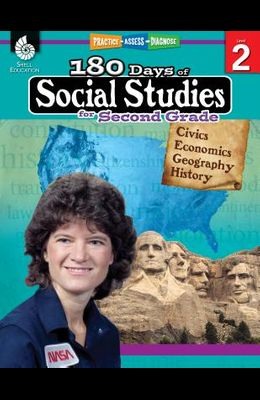 180 Days of Social Studies for Second Grade: Practice, Assess, Diagnose
