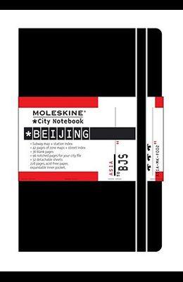 Moleskine City Notebook Beijing