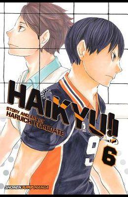 Haikyu!!, Vol. 6, 6