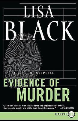 Evidence of Murder: A Novel of Suspense