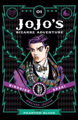Jojo's Bizarre Adventure: Part 1--Phantom Blood, Vol. 1, Volume 1