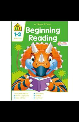 Beginning Reading 1-2 Deluxe Edition Workbook