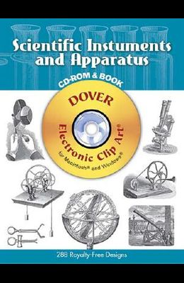 Scientific Instruments and Apparatus [With CDROM]
