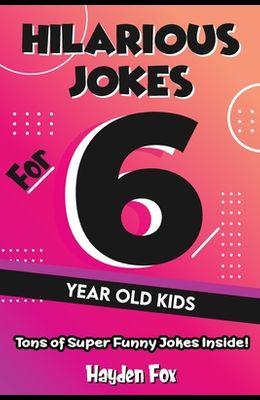6 Year Old Jokes