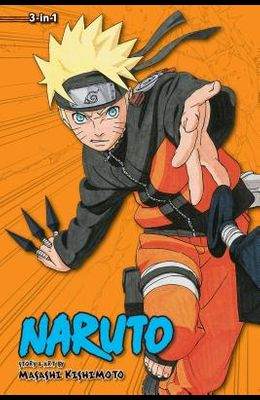 Naruto (3-In-1 Edition), Vol. 10, Volume 10: Includes Vols. 28, 29 & 30