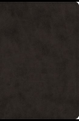 ESV Bible with Creeds and Confessions (Trutone, Black)