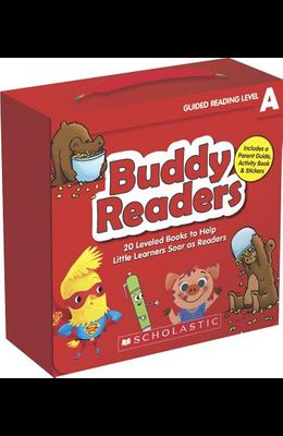 Buddy Readers: Level a (Parent Pack): 20 Leveled Books for Little Learners