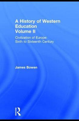 Hist West Educ: Civil Europe V2