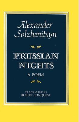 Prussian Nights: Bilingual Edition
