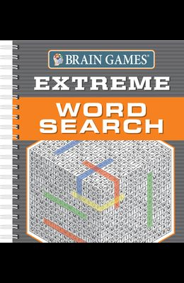 Brain Games Extreme Word Searches