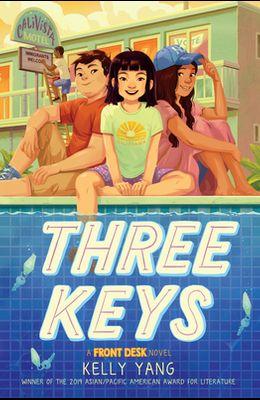 Three Keys: A Front Desk Novel