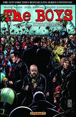 The Boys Volume 5: Herogasm