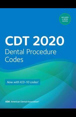 Cdt 2020: Dental Procedure Codes