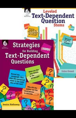 Text-Dependent Questions 2-Book Set
