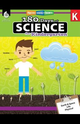 180 Days of Science for Kindergarten: Practice, Assess, Diagnose