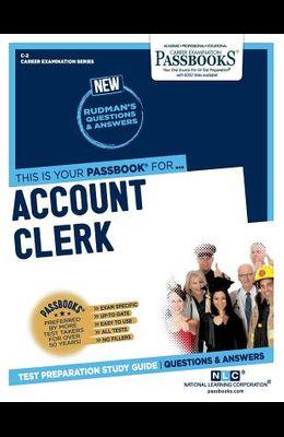 Account Clerk, 2