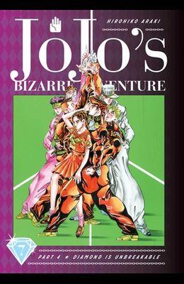 Jojo's Bizarre Adventure: Part 4--Diamond Is Unbreakable, Vol. 7, Volume 7