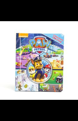 Nickelodeon: Paw Patrol: Little First Look and Find