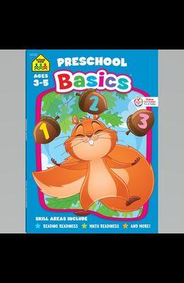 Preschool Basics Deluxe Edition Workbook