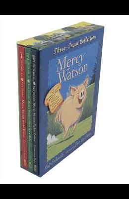 Mercy Watson: Three-Treat Collection: Slipcased Gift Set