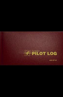 The Standard Pilot Log (Burgundy): Asa-Sp-40