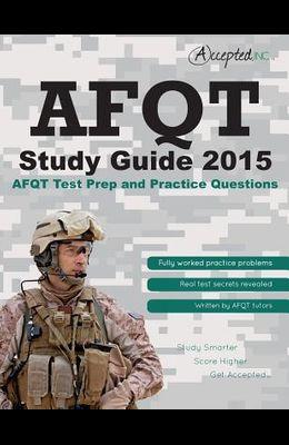 Afqt Study Guide 2015: Afqt Test Prep and Practice Questions